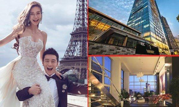 Hoa mắt với căn hộ triệu đô của các cặp vợ chồng sao Hoa ngữ-17
