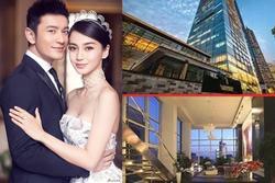 Hoa mắt với căn hộ triệu đô của các cặp vợ chồng sao Hoa ngữ