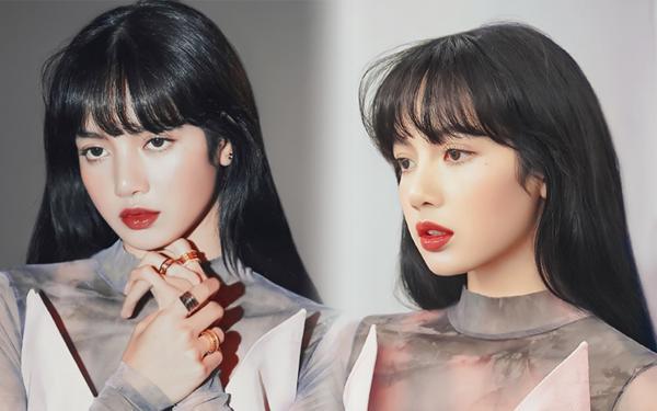Lisa đúng là nữ Idol Hàn được fan Trung ưu ái hết phần thiên hạ!-3