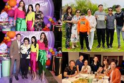 2 cặp sao Việt ly hôn nhưng bố mẹ đôi bên vẫn giữ được quan hệ tốt đẹp