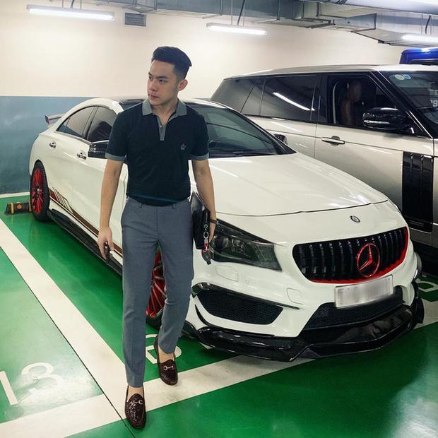CEO 21 tuổi Tống Đông Khuê sở hữu BST xế hộp gần trăm tỷ đồng-8