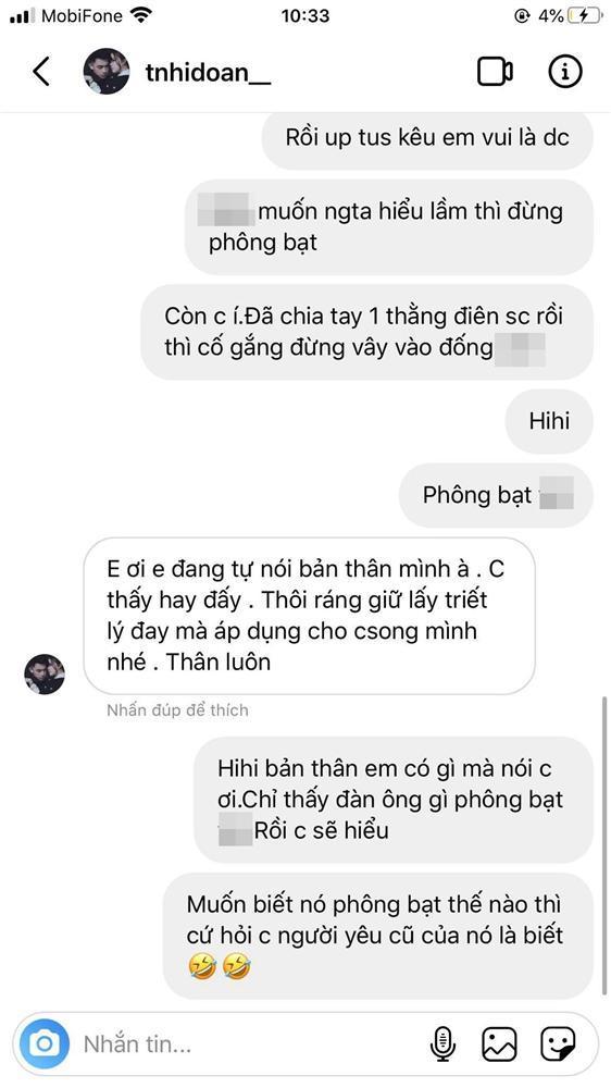 Bạn gái nổi cơn tam bành khi Tống Đông Khuê bị chỉ trích sống phông bạt-3