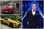 CEO 21 tuổi Tống Đông Khuê sở hữu BST xế hộp gần trăm tỷ đồng