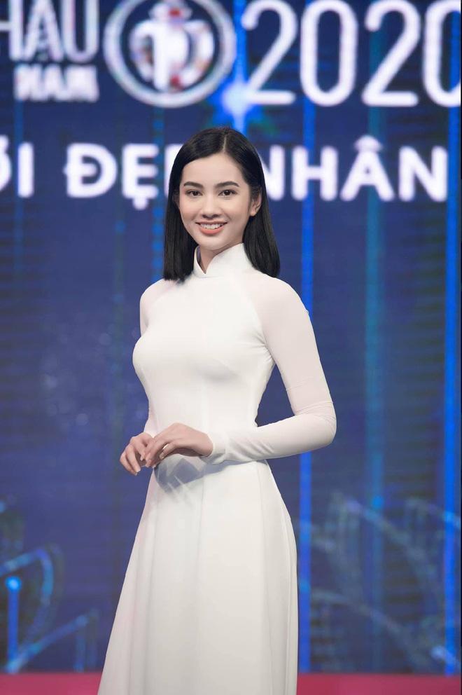 Cẩm Đan - thí sinh nổi bật tại Hoa hậu Việt Nam sở hữu nhan sắc tựa nữ thần Davika Thái Lan-5