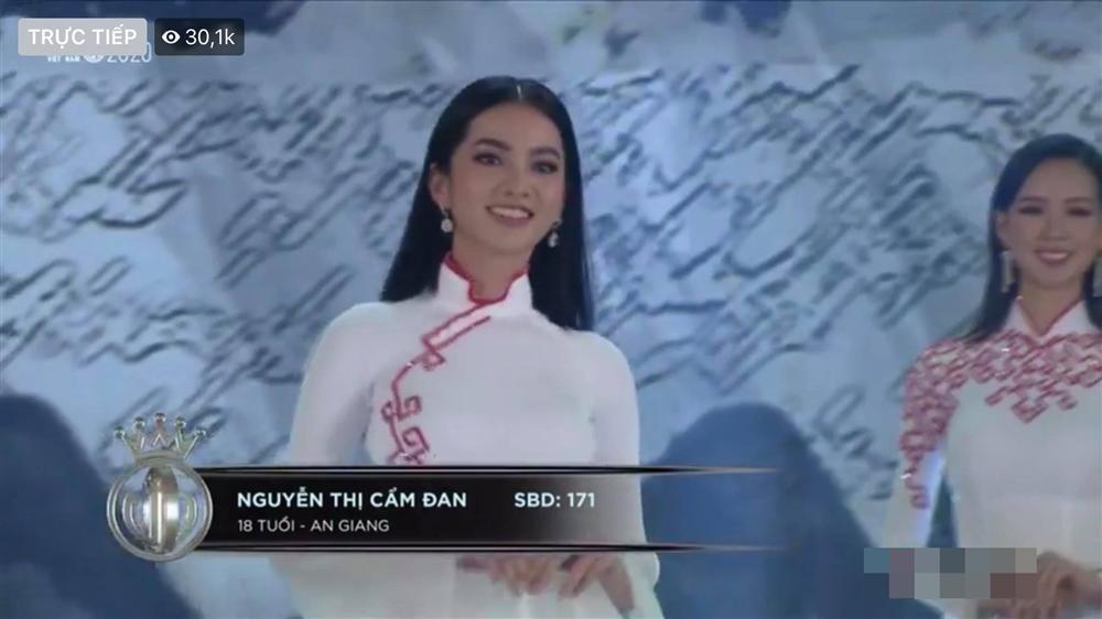 Cẩm Đan - thí sinh nổi bật tại Hoa hậu Việt Nam sở hữu nhan sắc tựa nữ thần Davika Thái Lan-3