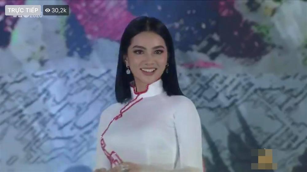 Cẩm Đan - thí sinh nổi bật tại Hoa hậu Việt Nam sở hữu nhan sắc tựa nữ thần Davika Thái Lan-4