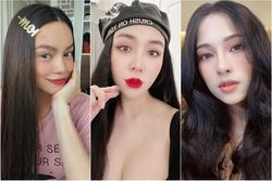 Nhan sắc 3 mỹ nhân Việt sinh đôi sau 1 tháng 'vượt cạn'
