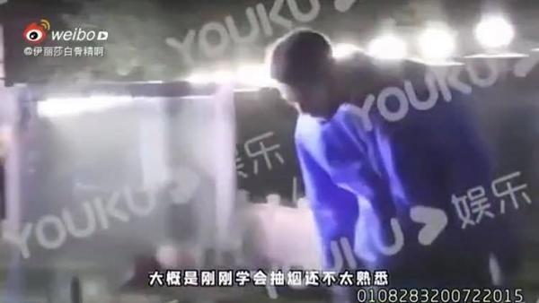 Cựu thành viên Wanna One bị bắt tại trận vừa hút thuốc vừa khạc nhổ tùm lum-3