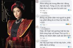 Đóng ác quá đạt, Cao Thái Hà được ủng hộ vào vai Họan Thư