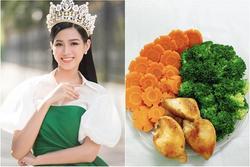 'Hoa hậu nông dân' Đỗ Thị Hà đích thị là gái đảm, làm toàn món nhìn đã thấy hấp dẫn