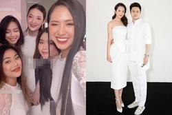 Chiêm ngưỡng dàn phù dâu xinh đẹp trong đám hỏi bí mật của Phan Thành?