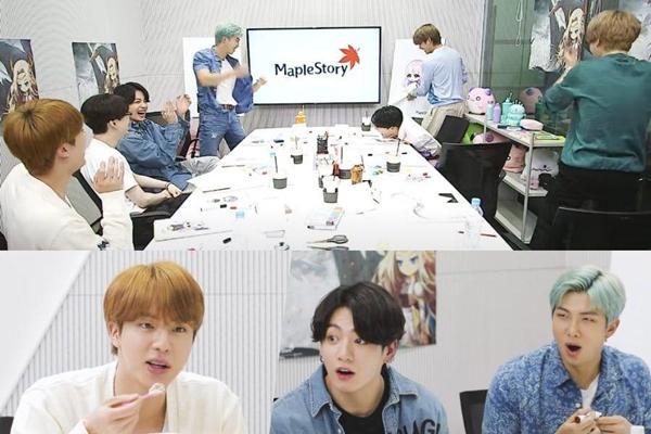 MV tấu hài nhà BTS lập thành tích không thể tin nổi-3