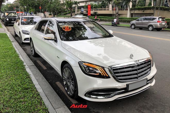 Choáng ngợp dàn siêu xe Phan Thành mang đi hỏi vợ, dẫn dầu là Rolls-Royce Wraith 34 tỷ-16