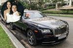 Choáng ngợp dàn siêu xe Phan Thành mang đi hỏi vợ, dẫn dầu là Rolls-Royce Wraith 34 tỷ