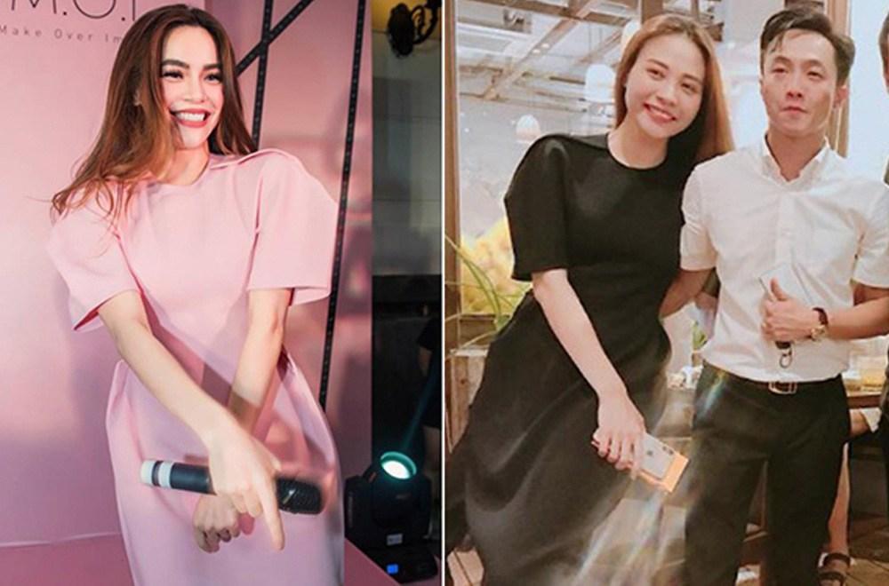 Tái xuất sau sinh: Hà Hồ diện váy cô dâu, Đàm Thu Trang mặc đầm trắng chặt chém không kém-7