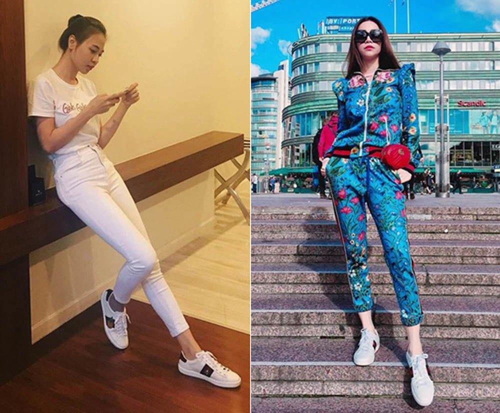 Tái xuất sau sinh: Hà Hồ diện váy cô dâu, Đàm Thu Trang mặc đầm trắng chặt chém không kém-9