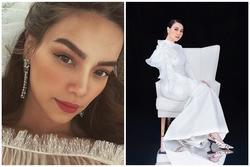 Tái xuất sau sinh: Hà Hồ diện váy cô dâu, Đàm Thu Trang mặc đầm trắng 'chặt chém' không kém