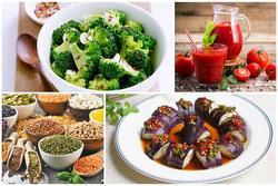 Liệu bạn có biết đây chính là những loại rau tuyệt vời dành cho những người giảm cân