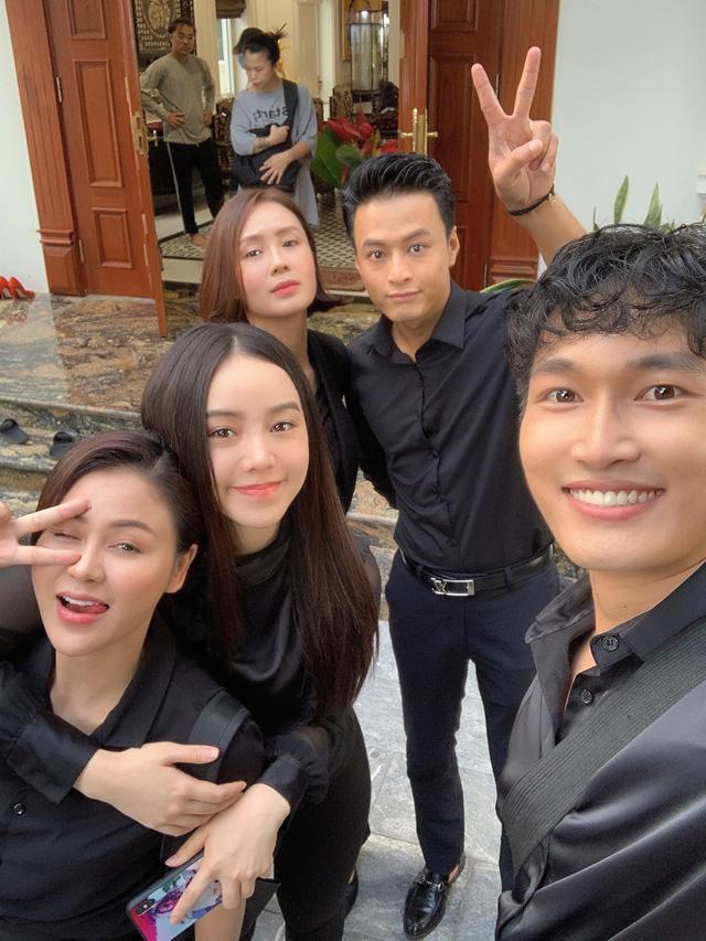 Người tình màn ảnh mới nhất của Việt Anh là ai?-5
