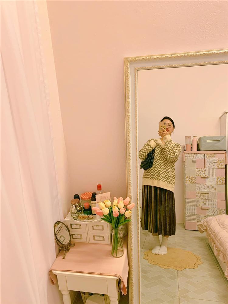 Căn phòng trọ màu hồng đủ sống, đủ ấm áp của cô nàng 9X-2