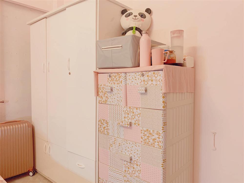 Căn phòng trọ màu hồng đủ sống, đủ ấm áp của cô nàng 9X-3