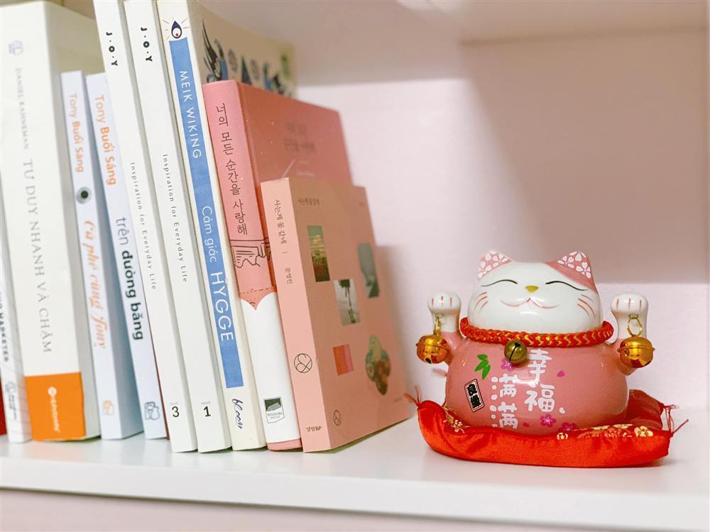Căn phòng trọ màu hồng đủ sống, đủ ấm áp của cô nàng 9X-5
