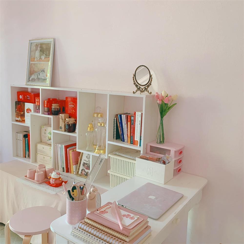 Căn phòng trọ màu hồng đủ sống, đủ ấm áp của cô nàng 9X-6