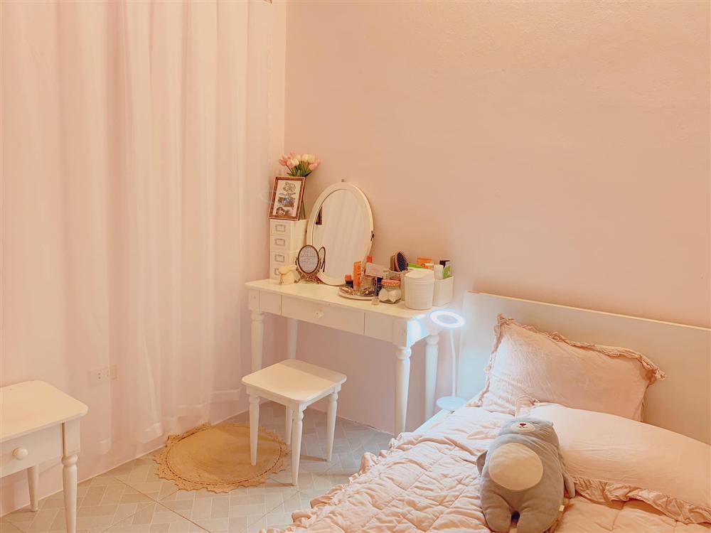 Căn phòng trọ màu hồng đủ sống, đủ ấm áp của cô nàng 9X-7