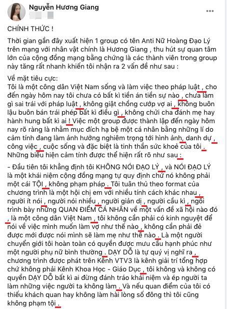Khen bạn trai nức nở, Đào Bá Lộc bị bắt lỗi sai giống hệt Hương Giang-3