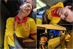 Trang Trần gặp hành trình từ thiện bão táp: Xe vỡ kính, tưởng lao xuống vực