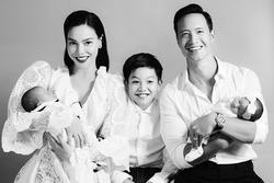 Hồ Ngọc Hà công khai ảnh gia đình: Lisa - Leon lộ diện cực rõ nét
