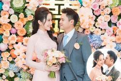 Cuối cùng cũng lộ mặt cô dâu Primmy Trương trong đám hỏi với Phan Thành
