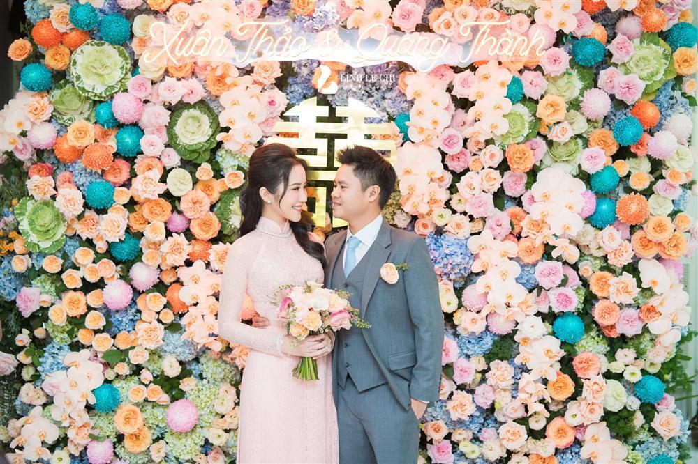 Cuối cùng cũng lộ mặt cô dâu Primmy Trương trong đám hỏi Phan Thành-2