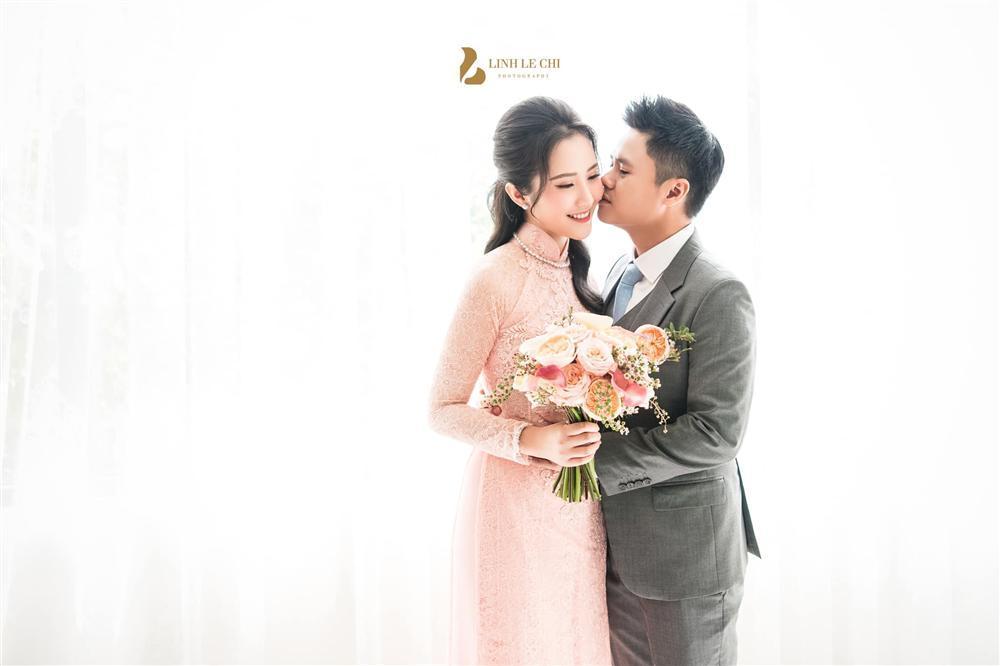 Cuối cùng cũng lộ mặt cô dâu Primmy Trương trong đám hỏi Phan Thành-3
