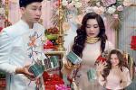Danh tính cặp rich kid TP.HCM nhận cả vali tiền vàng khủng trong đám cưới-8
