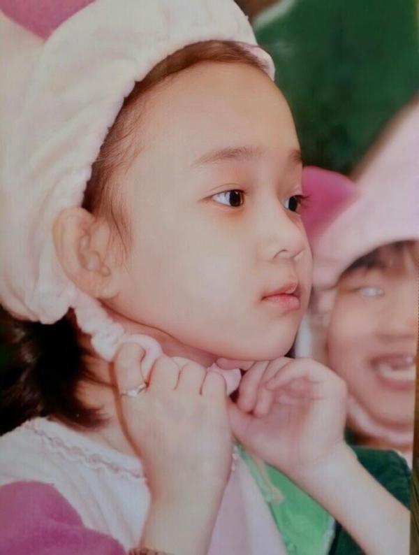 Thành viên Aespa lộ ảnh pre-debut: Người khen dễ thương, kẻ chê mặt nhựa-8