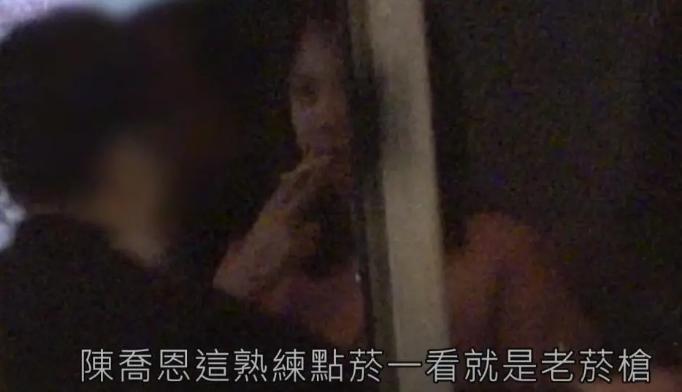 Trần Kiều Ân gây sốc khi uống rượu, hút thuốc trước mặt bạn trai-4