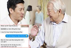 Bố vợ tốt nhất quả đất, nhắn tin giục con rể về chơi kèm 'combo' đòi nợ cười ra nước mắt