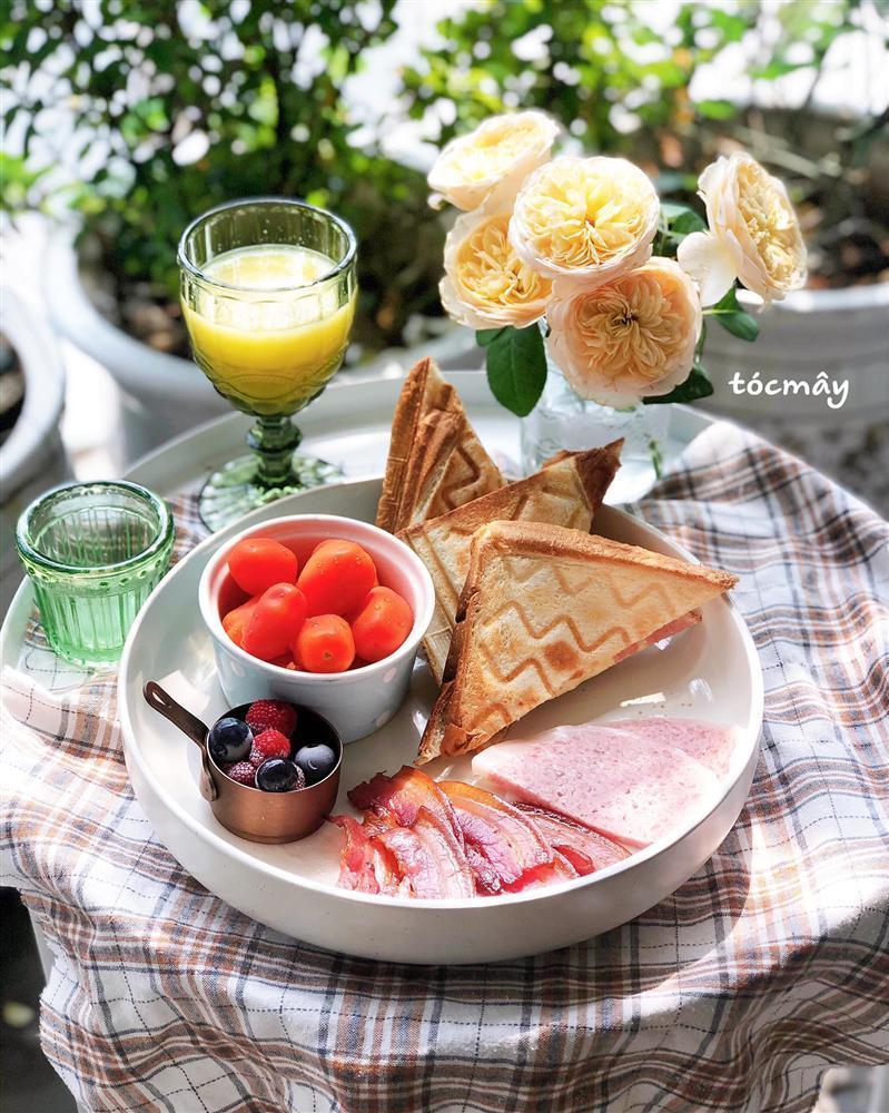 Học mẹ đảm làm các món ăn sáng healthy vừa tốt cho sức khỏe lại không sợ béo-2
