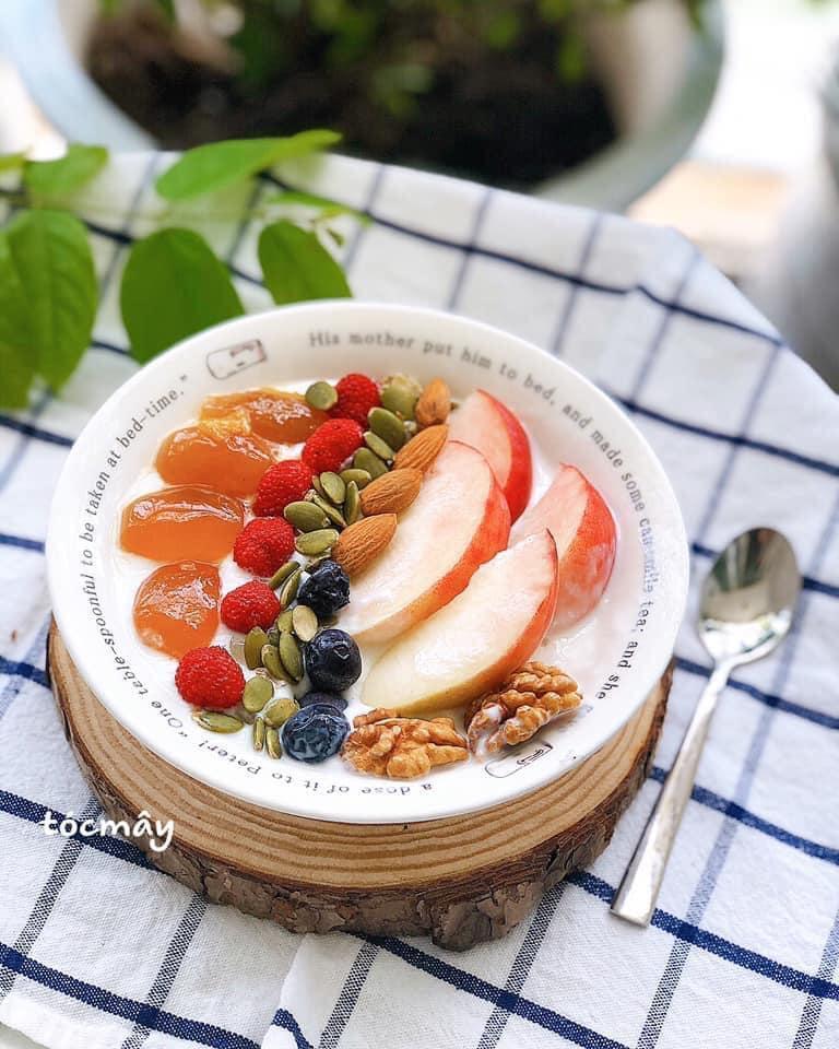 Học mẹ đảm làm các món ăn sáng healthy vừa tốt cho sức khỏe lại không sợ béo-3