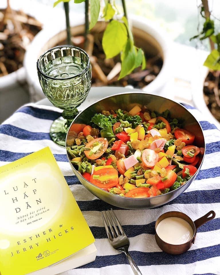 Học mẹ đảm làm các món ăn sáng healthy vừa tốt cho sức khỏe lại không sợ béo-4