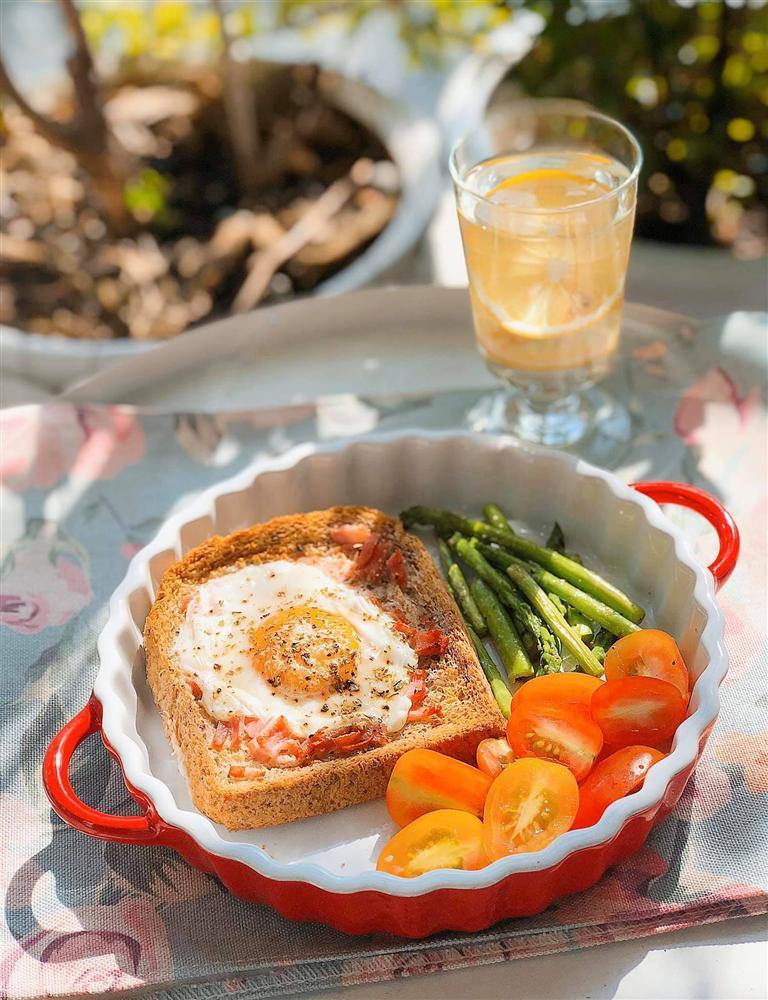 Học mẹ đảm làm các món ăn sáng healthy vừa tốt cho sức khỏe lại không sợ béo-5