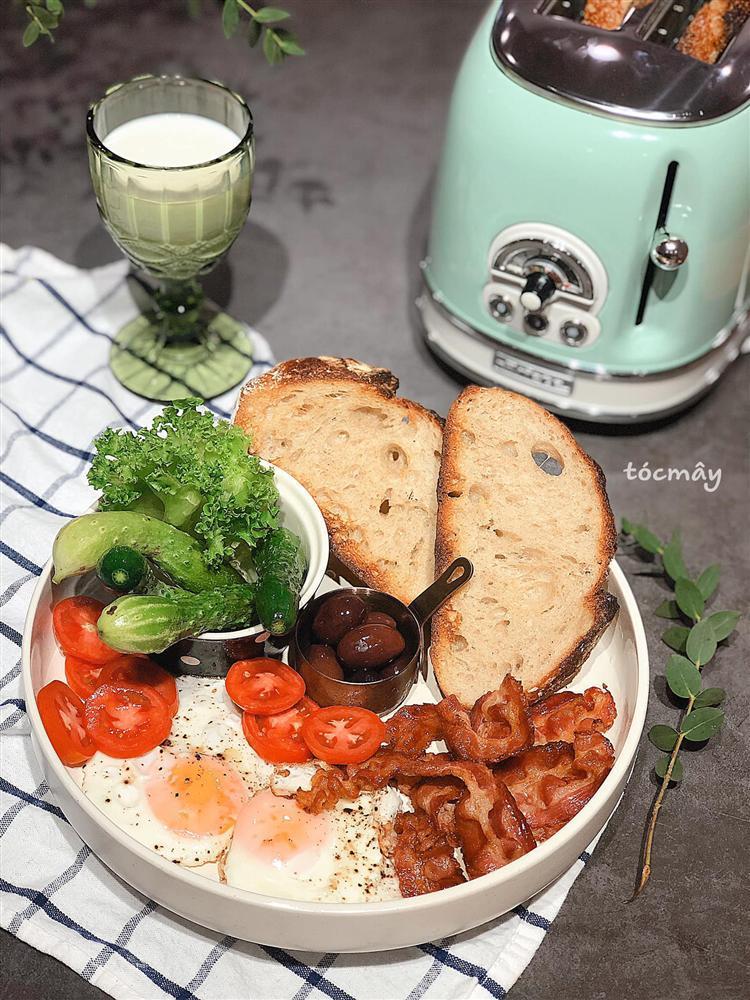 Học mẹ đảm làm các món ăn sáng healthy vừa tốt cho sức khỏe lại không sợ béo-6