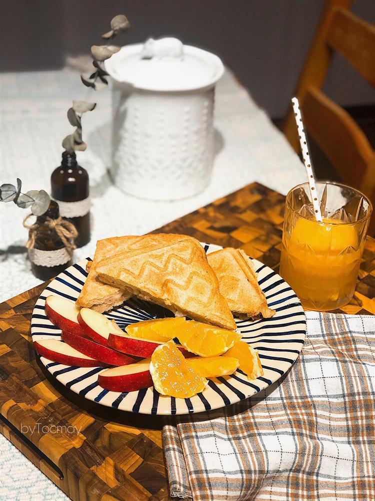 Học mẹ đảm làm các món ăn sáng healthy vừa tốt cho sức khỏe lại không sợ béo-7