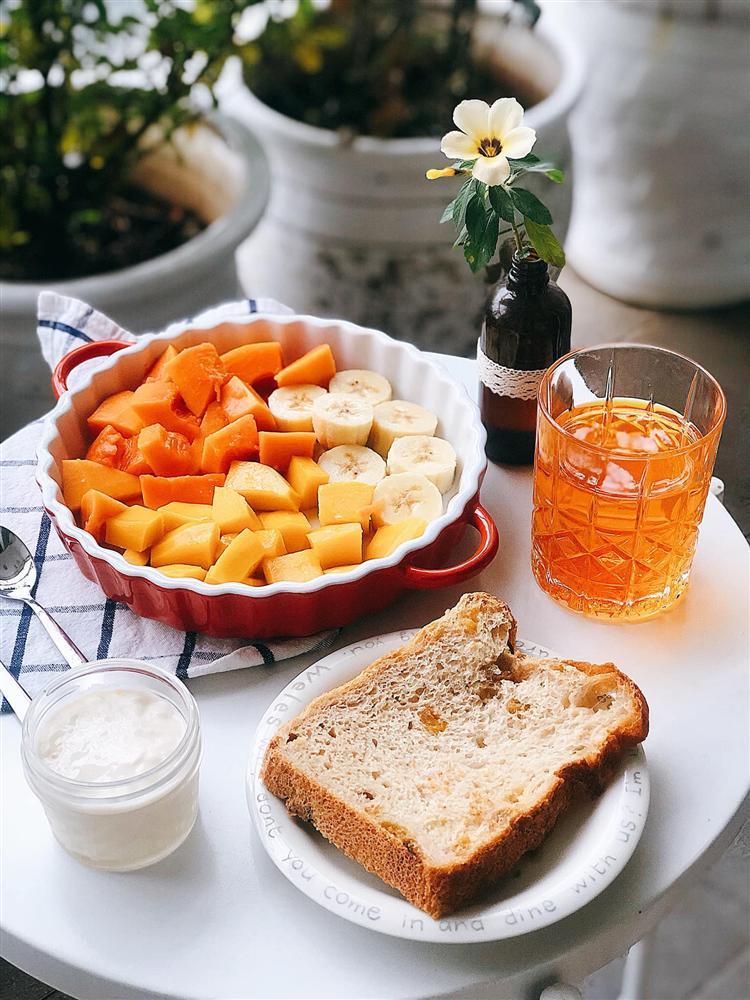 Học mẹ đảm làm các món ăn sáng healthy vừa tốt cho sức khỏe lại không sợ béo-9