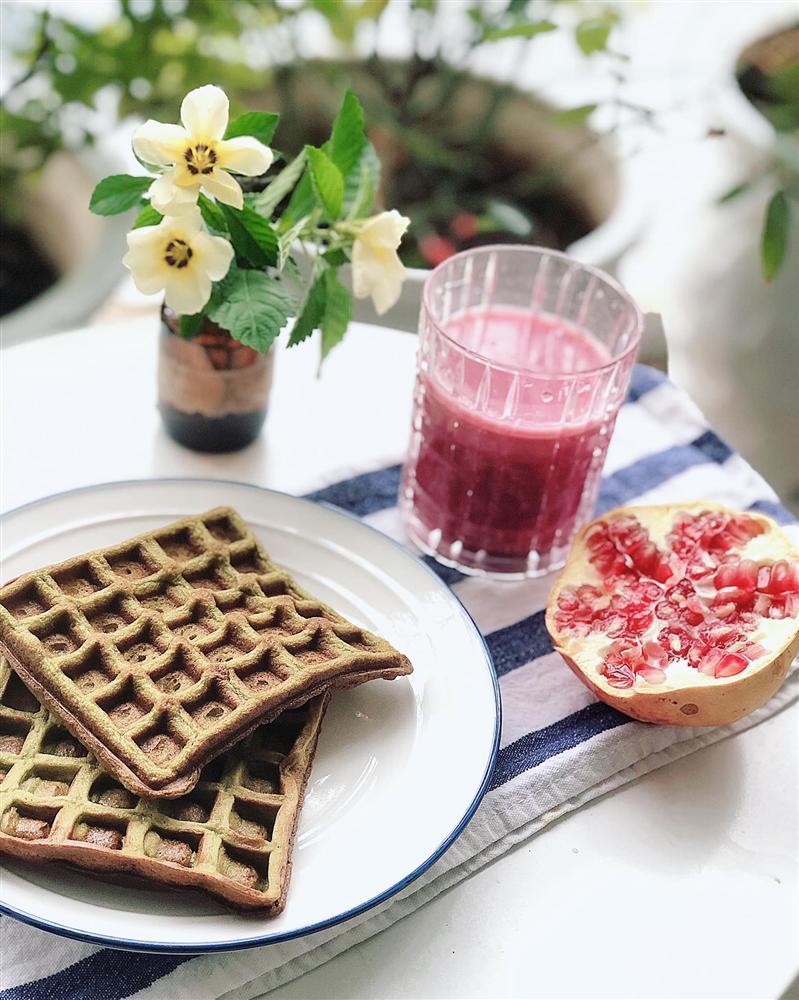Học mẹ đảm làm các món ăn sáng healthy vừa tốt cho sức khỏe lại không sợ béo-10