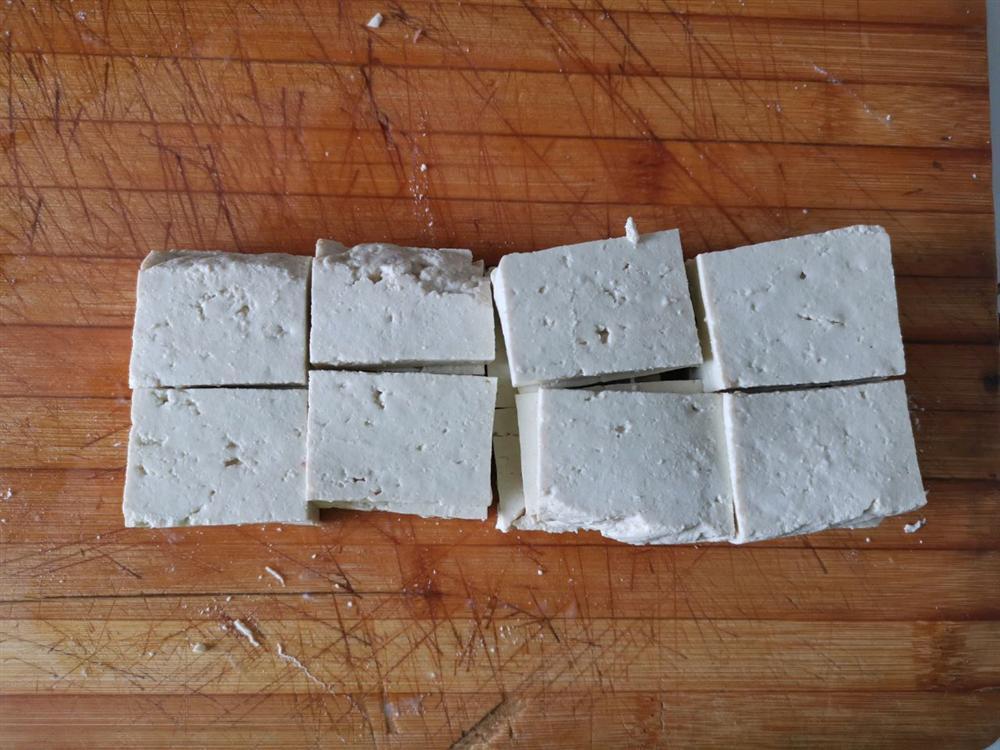 Dùng nồi chiên không dầu làm đậu chiên tẩm vừng ngon lạc lối lại không dầu mỡ-3