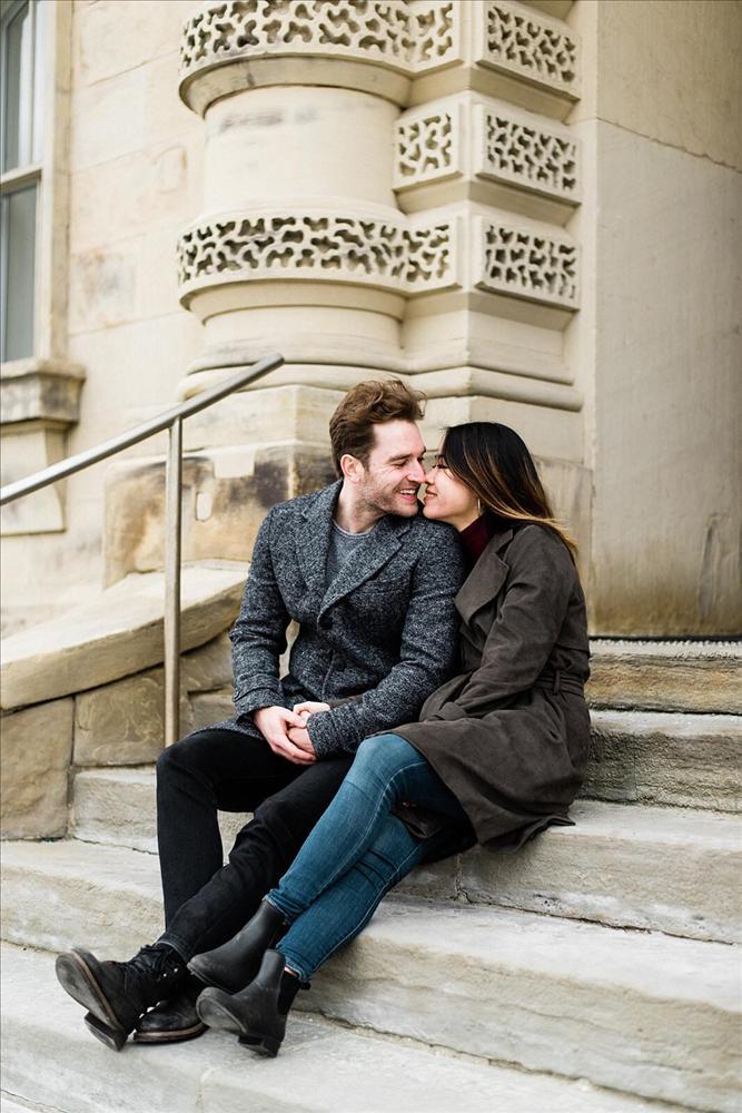 Sau 3 lần hẹn hò, cô gái Việt yêu chàng trai Canada và lời hỏi cưới trong cơn say-6