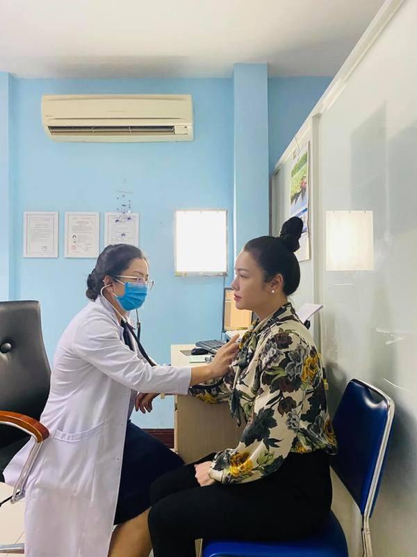 Sau khi phẫu thuật thanh quản, Nhật Kim Anh trở lại phim trường-4