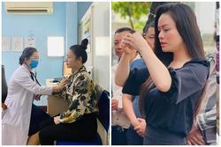 Sau khi phẫu thuật thanh quản, Nhật Kim Anh trở lại phim trường